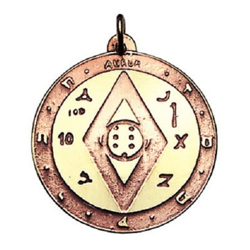 Amulet van de Rijkdom