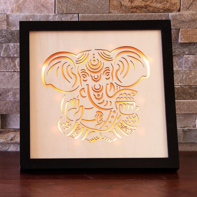 Ganesha sfeerverlichting