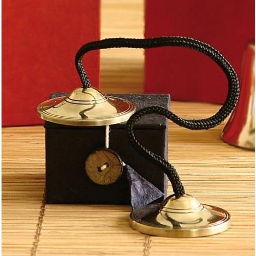 Tibetaanse bekken (cimbalen) in geschenkbox